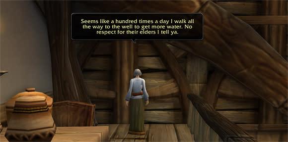 NPC pathing and the living virtual world