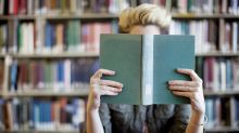 Woman's staggering find in library book