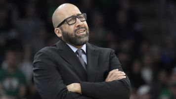 Knicks president setting Fizdale up to take fall?