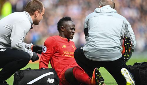 Premier League: Liverpool: Mane droht Saison-Aus