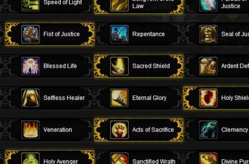 The Light and How to Swing It: Ret talent preview for Mists of Pandaria