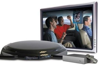 DirecTV offers new TracVision A7 satellite TV system for vehicles