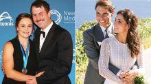 Partners of the Australian Open: From Ash Barty's boyfriend to Rafa Nadal's wife