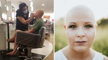 Make Up Artist Saves The Day After Cancer Patient Says MAC Cosmetics Couldn't Work With Her Needs
