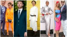 Star style brightens up rainy day at the 2018 Melbourne Cup