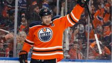 Edmonton Oilers' superstar Leon Draisaitl completes the ultimate hat trick, adds Hart & Lindsay trophies to his Art Ross