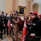 Arrested Capitol rioters had guns and bombs, everyday careers and Olympic medals