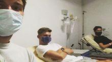 Tre giovani britannici fermi a Firenze, ancora positivi al Coronavirus