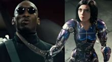 It's Rosa Salazar versus Mahershala Ali in the new 'Alita: Battle Angel' trailer