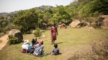 Seeking votes in eSwatini, where the king's rule is absolute
