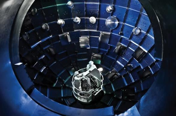 Visualized: inside the National Ignition Facility
