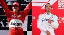 F1 - GP de l'Eifel : Avec 91 victoires, Hamilton est devenu l'égal de Schumacher