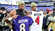 Lamar Jackson and Deshaun Watson set to face one another again
