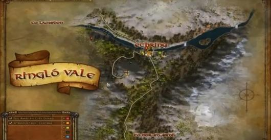 Watch previews of LotRO's new Gondor zones and epic battle