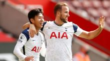 Son credits Kane after South Korean's four-goal haul