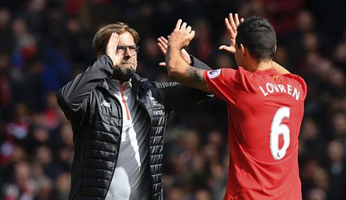 Premier League: Verteidiger Lovren verlängert in Liverpool