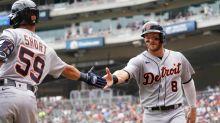Lions-Vikings? Naw, Tigers top Twins by NFL-like 17-14 final