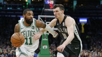 13f621bda2c2 Here s what happened in the Celtics  116-95 win over the Nets