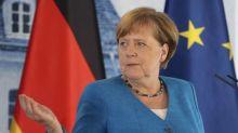La cancelliera tedesca avvisa il Paese che l'emergenza è tutt'altro che finita