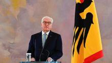 Bundespräsident Steinmeier regt Gedenkveranstaltung für Corona-Opfer an