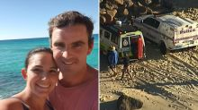 Fisherman killed by shark was 'beautiful' dad of two