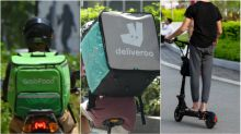 E-scooters on footpath ban: GrabFood expects possible delays in deliveries, Deliveroo says 'minimal impact'