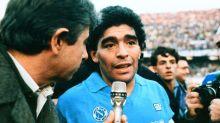 阿根廷球王馬勒當拿因心臟病離世終年60歲!球壇再沒有如此的「天使與魔鬼混合體」