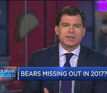Market bears missing out in 2017?