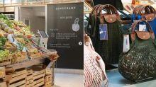 買餸時尚?Longchamp Le Pliage 變身FILT漁網袋