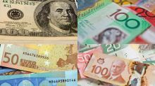 Dollar weakness moderates as traders turn attention to Fed meeting