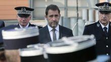 Albi: Christophe Castaner rend hommage à la policière mortellement percutée