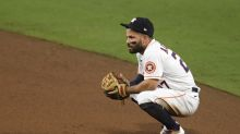 Do you believe in karma? Astros could be undone by José Altuve's sudden throwing problems