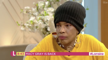 Macy Gray declares 'I'm a vampire' who wants to 'run out and bite people'