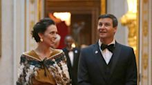 The special meaning behind New Zealand's pregnant prime minister Jacinda Ardern's Buckingham Palace look