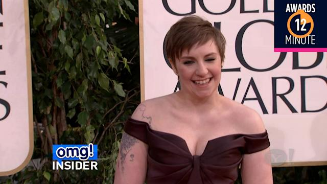 Year of the girls? HBO's 'Girls' steals the show at Golden Globes