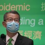 Hong Kong to spend $15.4B to stabilize virus-ravaged economy
