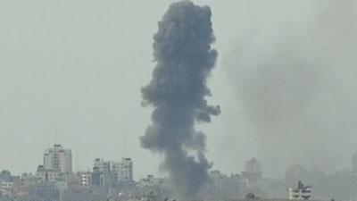 Raw: Israel and Gaza see more fighting