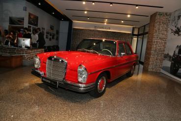 走入時光迴廊 Brabus Classic x Mercedes-Benz 280S