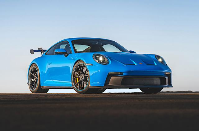 Porsche will offer Android Auto in new cars beginning with 2022 models