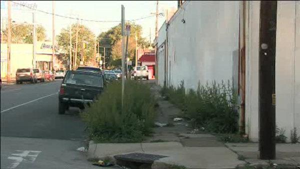 Suspect questioned in South Philadelphia sex assault