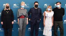 La 77e Mostra s'ouvre à Venise avec des mesures sanitaires musclées, en pleine pandémie de Covid-19