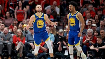 Warriors open as massive NBA Finals favorites