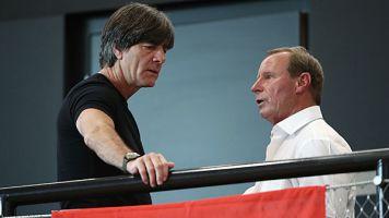 DFB-Team: Von wegen Fannähe: Vogts attackiert DFB