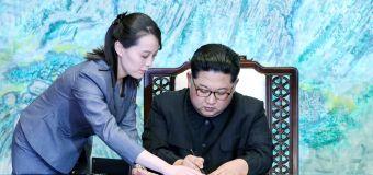 Kim Jong Un's powerful sister derides U.S. official
