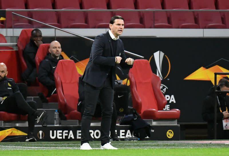Leverkusen sign coach Gerardo Seoane from Young Boys to 2024