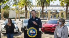 California is ready to pull the plug on gas vehicles