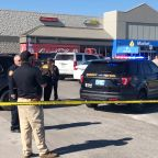 The Latest: Bodies, bullet-ridden car at Oklahoma Walmart