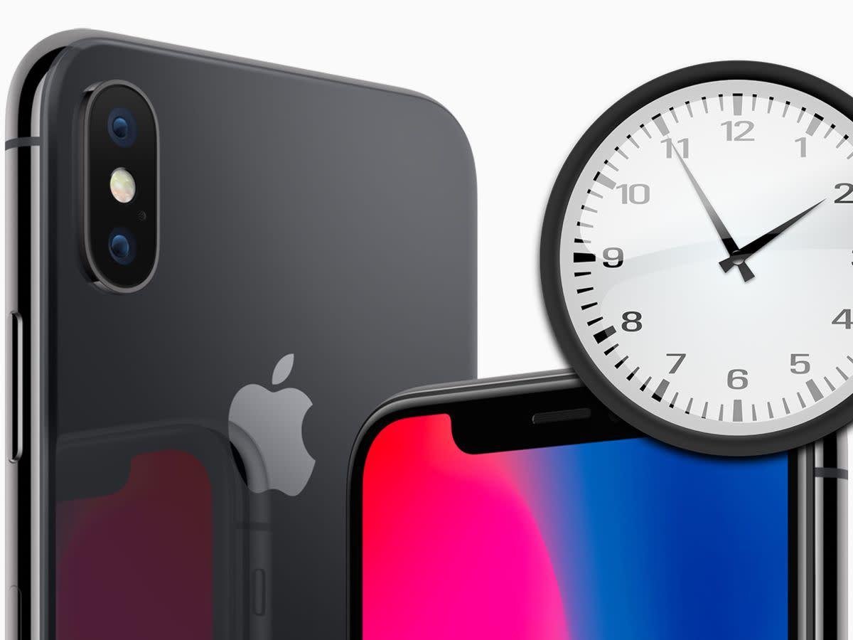 iPhone XS et 9 : voici combien de temps il faudra ...