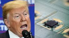 Fast-growing chip makers are selling for a discount after Trump tariff announcement