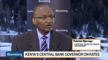Central Bank of Kenya's Njoroge Says Further Rate Cuts Depend on Data